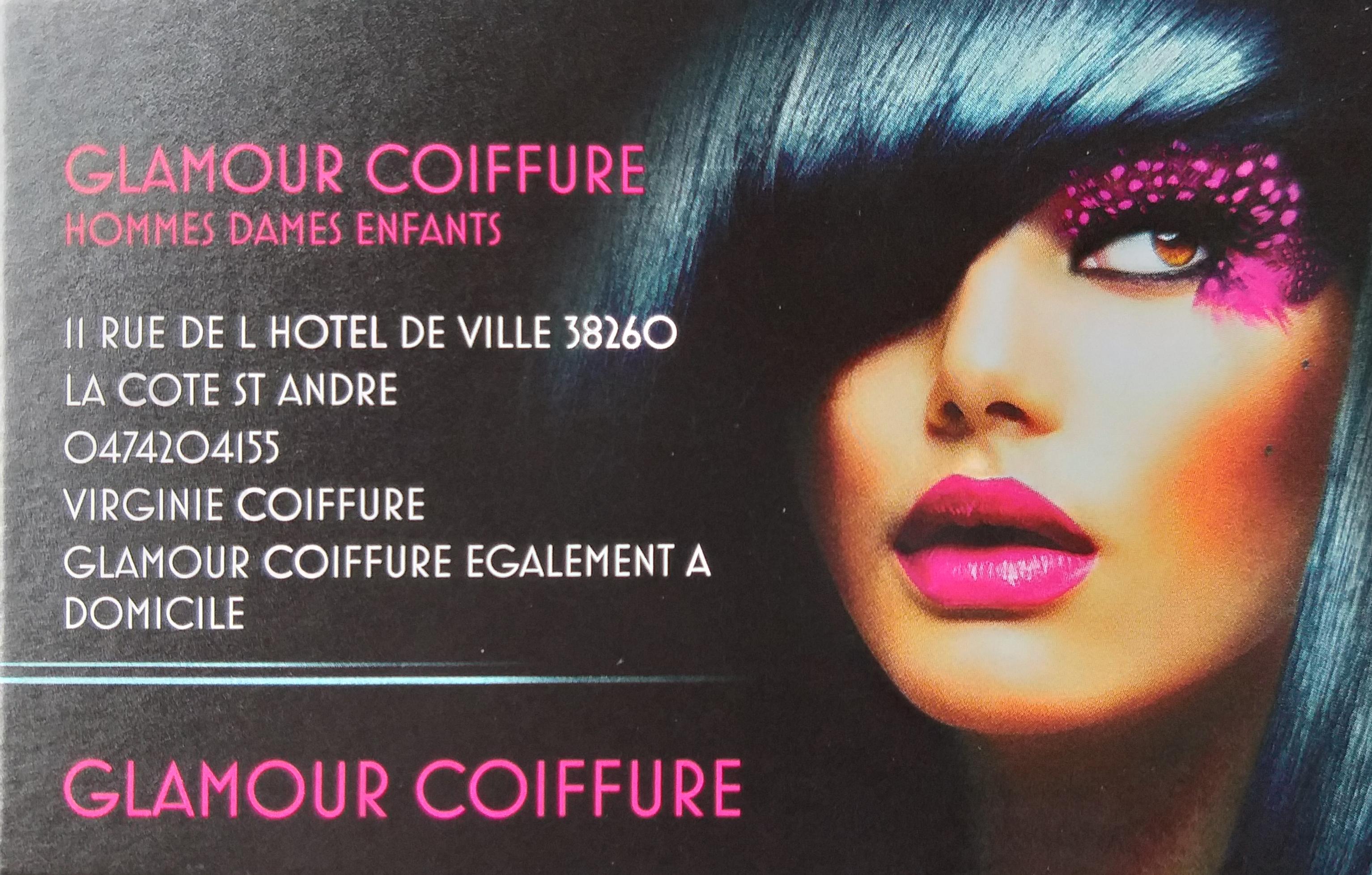 Coffrets Kdo Glamour Coiffure