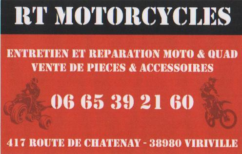 RT Motorcycles à Viriville